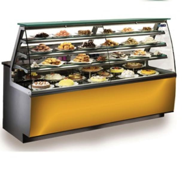 ISA – Twingo Pastry Display